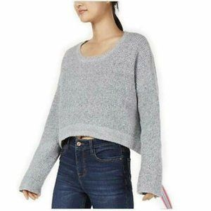 NWT Crave Fame crop sweater size L